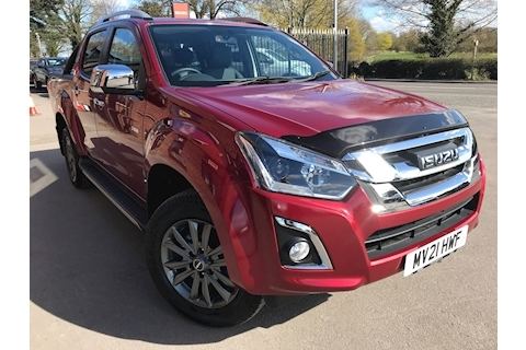 Isuzu D-Max Utah Double Cab 4x4 Pick Up Roller Lid and Style Bar Euro 6
