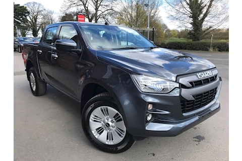 Isuzu D-Max DL20 Double Cab 4x4 Pick Up