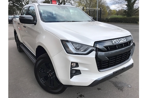 Isuzu D-Max V-Cross Double Cab 4x4 Pick Up