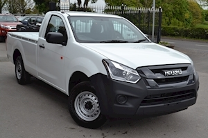 Isuzu D-Max 4x2 Single Cab