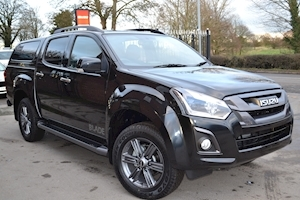 Isuzu D-Max Blade HT With Glazed Canopy Double Cab 4x4 Pick Up