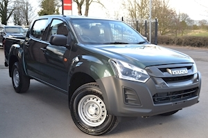 Isuzu D-Max Double Cab 4x4 Pick Up Utility Spec