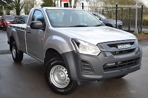 Isuzu D-Max 1.9 TD Single Cab 4x4 Pickup