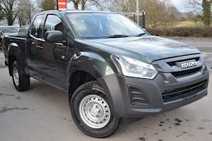 Isuzu D-Max Extended Cab 4x4 Pick Up