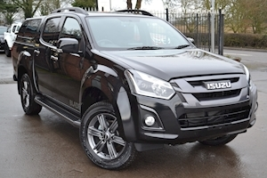Isuzu D-Max Blade HT Double Cab 4x4 Pick Up