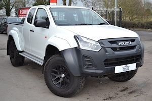 Isuzu D-Max Arctic Trucks At35 Utilty Spec Now Available To Order