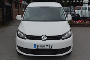 Caddy Maxi C20 Tdi Trendline Bmt Panel Van 1.6 Manual Diesel