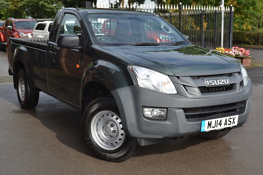 D Max 4x4 Single Cab TT 3.5T 2.5 2dr Diesel
