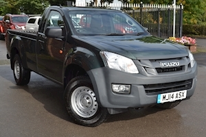 Isuzu D-Max 4x4 Single Cab TT 3.5T
