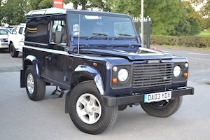 Land Rover Defender 90 Td5 County Hard Top