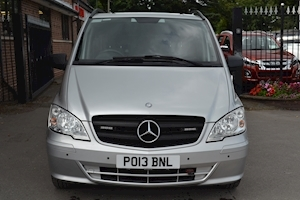 Vito 116 Cdi Blueefficiency Dualiner CRT/RDT 2.1 Spec. Fitted Van Automatic Diesel