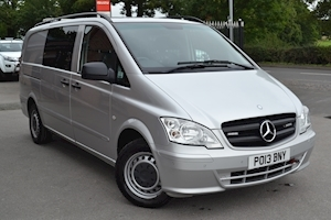 Mercedes Vito 116 Cdi Blueefficiency Dualiner CRT/RDT