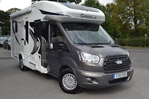 Ford Transit 350 155 Chausson Welcome 610
