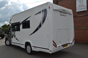 Transit 350 155 Chausson Welcome 610 2.2 Motor Caravan Manual Diesel