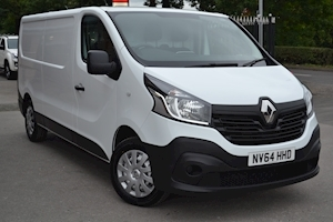 Renault Trafic Ll29 Business 1.6DCI S/R P/V