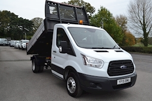 Ford Transit 350 Tipper 125ps Drw Rwd
