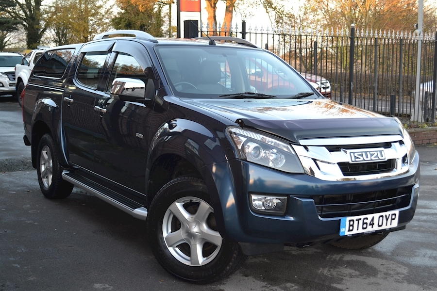 D Max Utah Vision 2.5TT D/Cab P/Up  0 Manual Diesel