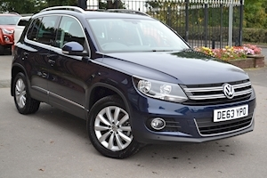 Volkswagen Tiguan Match TDI BMT 140ps 4Motion 7 Speed DSG