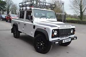 Land Rover Defender 110 Tdci Double Cab Pick Up NO VAT TO PAY
