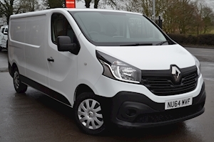 Renault Trafic LL29 Business Dci LWB 115