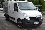 Vauxhall Movano R3500 Crew Cab 125ps Double Rear Wheel 2.3Cdti L3 H1 Alloy Arb Tipper 2.3 - Thumb 2