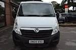 Vauxhall Movano R3500 Crew Cab 125ps Double Rear Wheel 2.3Cdti L3 H1 Alloy Arb Tipper 2.3 - Thumb 4