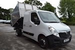 Vauxhall Movano R3500 Crew Cab 125ps Double Rear Wheel 2.3Cdti L3 H1 Alloy Arb Tipper 2.3 - Thumb 0