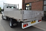 Vauxhall Movano R3500 125ps Double Rear Wheel 2.3Cdti L3 H1 3.5 Tonne Alloy Dropside 2.3 - Thumb 1