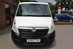 Vauxhall Movano R3500 125ps Double Rear Wheel 2.3Cdti L3 H1 3.5 Tonne Alloy Dropside 2.3 - Thumb 3