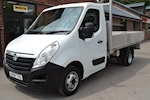 Vauxhall Movano R3500 125ps Double Rear Wheel 2.3Cdti L3 H1 3.5 Tonne Alloy Dropside 2.3 - Thumb 4