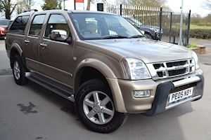 Isuzu Rodeo Tf Denver Max 4x4 Double Cab Pick Up FOR EXPORT