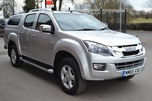 Isuzu D-Max Utah Vision Auto Double Cab 4x4 Pick Up Glazed Canopy