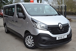 Renault Trafic Ll29 Business Energy 125 Dci 9 Seat Minibus