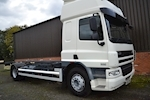 DAF Cf FA 75.360 Full Air Suspension Front + Rear Manual Chassis Cab High Roof Sleeper 9.2 - Thumb 4