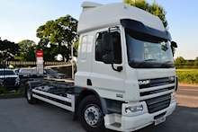 DAF Cf FA 75.360 Full Air Suspension Front + Rear Manual Chassis Cab High Roof Sleeper 9.2 - Thumb 0