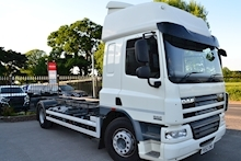 DAF Cf FA 75.360 Full Air Suspension Front + Rear Manual Chassis Cab High Roof Sleeper 9.2 - Thumb 2