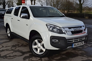 Isuzu D-Max Yukon Vision Twin Turbo Double Cab 4x4 Pick Up Glazed Canopy Sat Nav