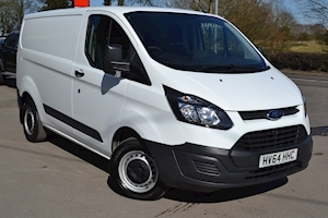 Ford Transit Custom 290 L1 H1 Low Roof SWB 100PS