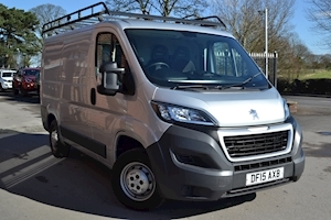 Peugeot Boxer 2.2 Hdi 333 L1 H1 130 PS SWB Low Roof Van