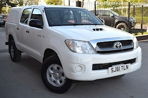 Toyota Hilux HL2 D-4D Double Cab 4x4 Pick Up with Canopy FOR EXPORT