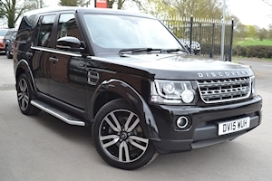Land Rover Discovery 4 Sdv6 Commercial XS 255 8 Speed