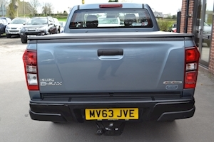 D-Max Extended Cab 4x4 Pick Up 2.5 Pickup Manual Diesel