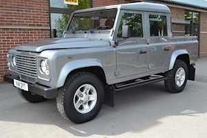 Land Rover Defender 110 County Double Cab Pick Up Tdci Pickup 2.4 Manual Diesel