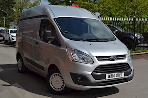 Ford Transit Custom 310 Trend L1 H2 SWB High Roof Van