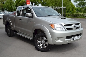 Toyota Hilux HL2 2.5 D-4D 120 Extra Cab 4x4 Pick Up FOR EXPORT