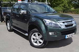Isuzu D-Max Utah Vision Double Cab 4x4 Pick Up Pedders Suspension Roller Lid