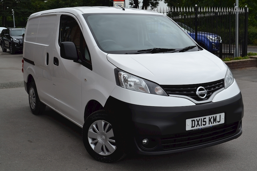 Nv200 Dci Acenta Car Derived Van 1.5 Manual Diesel