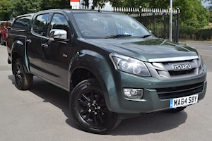 Isuzu D-Max Eiger Double Cab 4x4 Pick Up Colour Coded Canopy