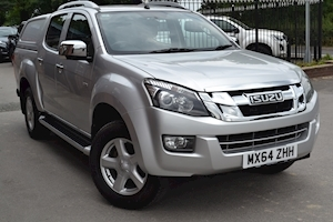Isuzu D-Max Utah Vision Double Cab 4x4 Pick Up Colour Coded Canopy
