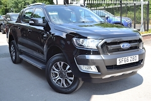 Ford Ranger Wildtrak Tdci Double Cab 4X4 Pick Up NEW SHAPE